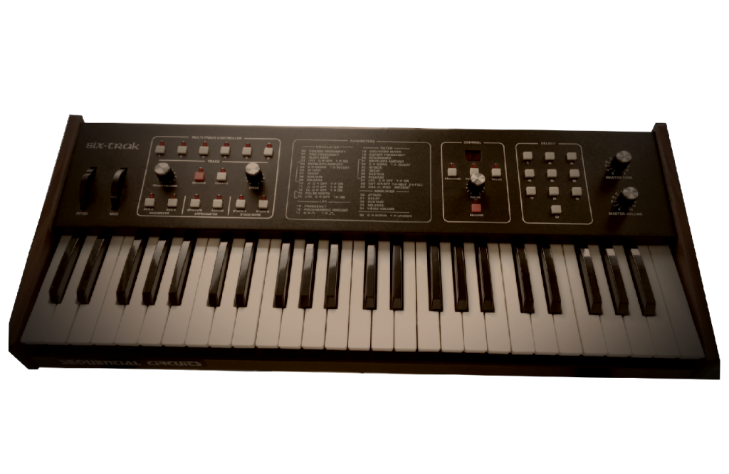 Analog Synth Sequential